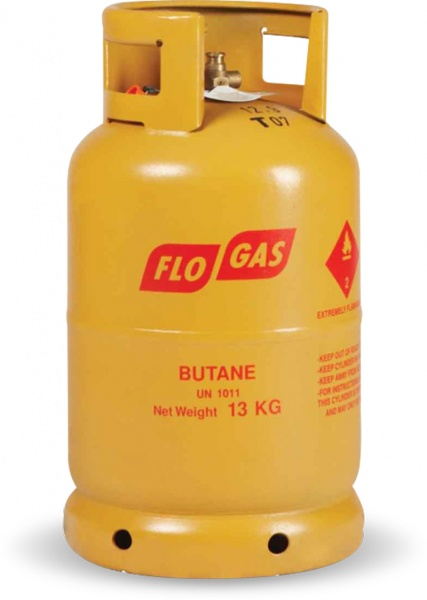 Flogas 13kg Butane (21mm Fitting)